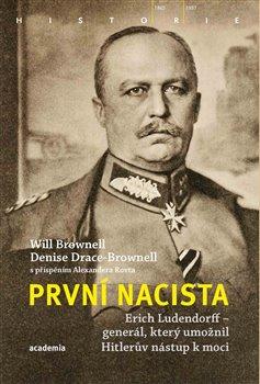 Obálka titulu První nacista