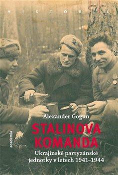 Obálka titulu Stalinova komanda