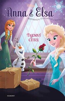 Obálka titulu Anna a Elsa Tajemný ctitel