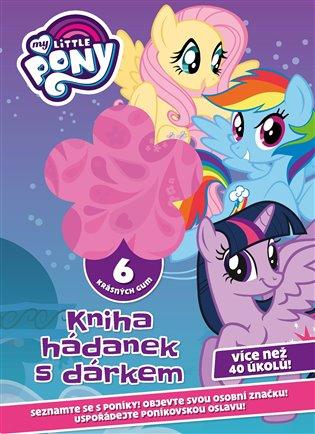 My Little Pony - Kniha hádanek s dárkem - - | Booksquad.ink