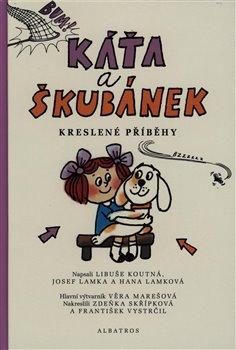 Obálka titulu Káťa a Škubánek - Kreslené příběhy