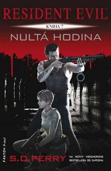 Obálka titulu Resident Evil: Nultá hodina