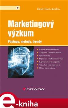 Obálka titulu Marketingový výzkum