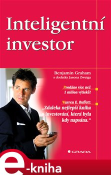 Obálka titulu Inteligentní investor