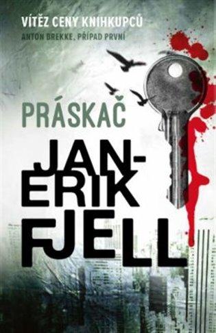Práskač - Jan-Erik Fjell   Booksquad.ink