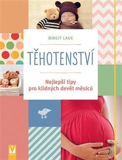 Obálka titulu Těhotenství - Nejlepší tipy pro klidných devět měsíců