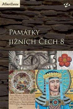 Obálka titulu Památky jižních Čech 8