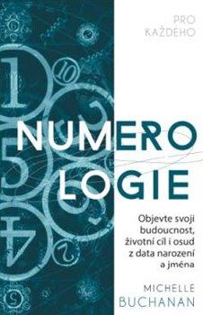 Obálka titulu Numerologie pro každého
