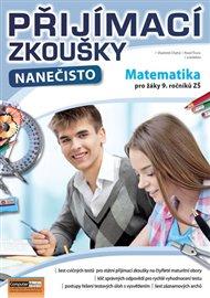 Přijímací zkoušky nanečisto - Matematika pro žáky 9. ročníků ZŠ