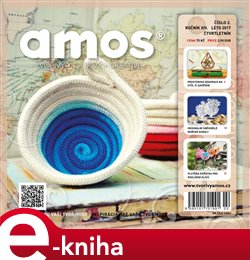 Obálka titulu Creative Amos 02/2017