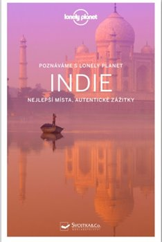 Obálka titulu Poznáváme Indie - Lonely Planet