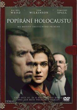 Obálka titulu Popírání holocaustu