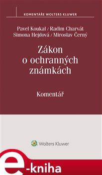 Obálka titulu Zákon o ochranných známkách (č. 441/2003 Sb.). Komentář