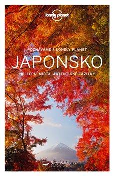 Obálka titulu Poznáváme Japonsko - Lonely Planet