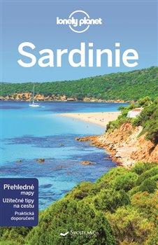 Obálka titulu Sardinie - Lonely Planet
