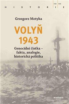 Obálka titulu Volyň 1943
