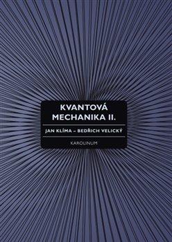 Obálka titulu Kvantová mechanika II.