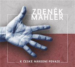 Obálka titulu K české národní povaze