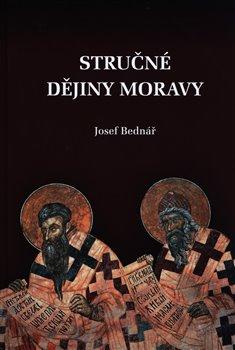 Obálka titulu Stručné dějiny Moravy