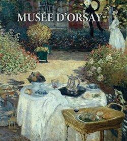 Obálka titulu Musée d'Orsay