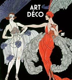 Obálka titulu Art Deco