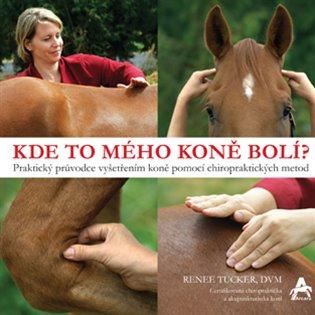 Kde to mého koně bolí? - Renee Tucker | Booksquad.ink