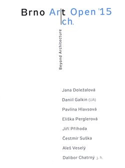 Brno art open 2015