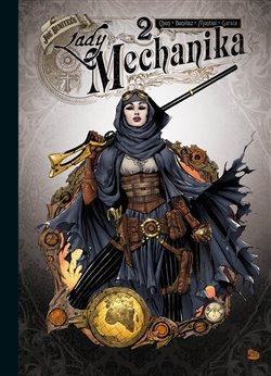 Obálka titulu Lady Mechanika 2 : Tabule osudů