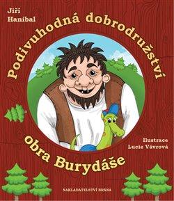 Obálka titulu Podivuhodná dobrodružství obra Burydáše