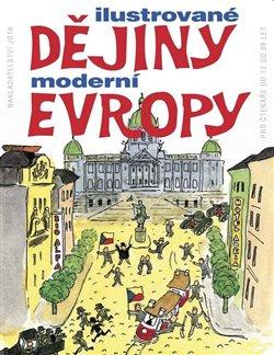 Obálka titulu Ilustrované dějiny Evropy