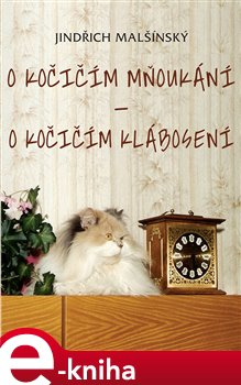 Obálka titulu O kočičím mňoukání - O kočičím klábosení