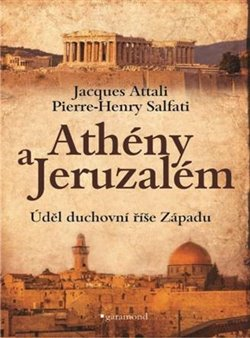 Obálka titulu Athény a Jeruzalém