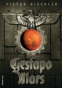 Obálka titulu Gestapo Mars