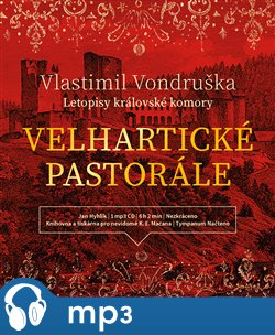 Obálka titulu Velhartické pastorále