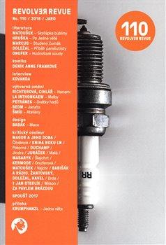 Obálka titulu Revolver Revue 110