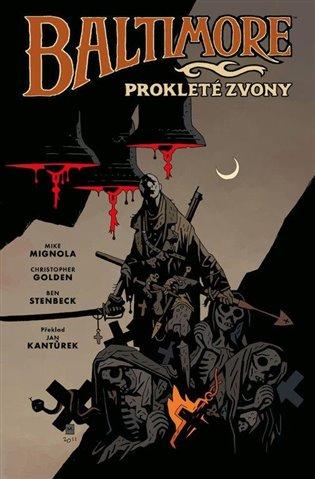Baltimore 2: Prokleté zvony - Mike Mignola, | Booksquad.ink