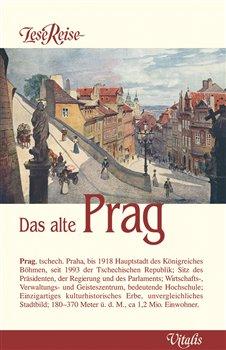 Obálka titulu Das alte Prag