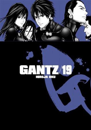 Gantz 19 - Hiroja Oku   Booksquad.ink
