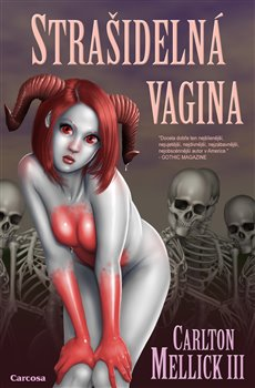Obálka titulu Strašidelná vagina