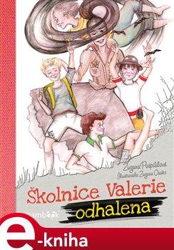 Obálka titulu Školnice Valerie odhalena