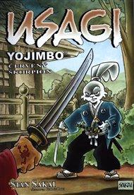 Usagi Yojimbo: Červený škorpion