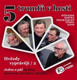 Obálka titulu 5 trumfů v hrsti – Vybraná společnost 2.