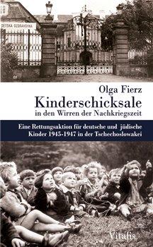 Obálka titulu Kinderschicksale in den Wirrender Nachkriegszeit