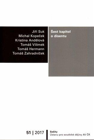 Šest kapitol o disentu - Kristina Andělová, | Booksquad.ink