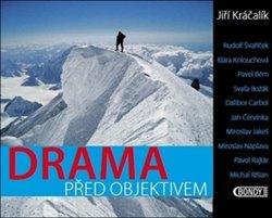 Obálka titulu Drama před objektivem