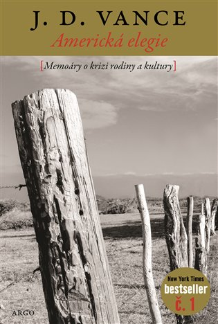 Americká elegie:Memoáry o krizi rodiny a kultury - J. D. Vance | Booksquad.ink