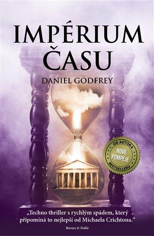 Impérium času - Daniel Godfrey | Booksquad.ink