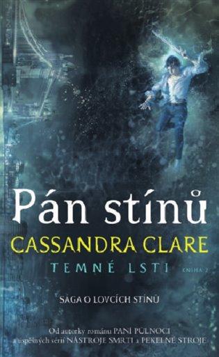 Pán stínů:Temné lsti II - Cassandra Clareová   Booksquad.ink