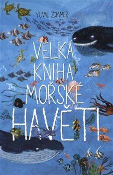 Obálka titulu Velká kniha mořské havěti