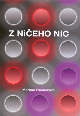 Z ničeho nic - Martina Pšeničková   Booksquad.ink
